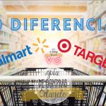 10 Diferencias entre Walmart® y Target®