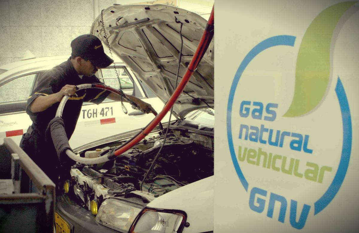 Aumenta brecha entre precios de la gasolina y el GNV en Colombia