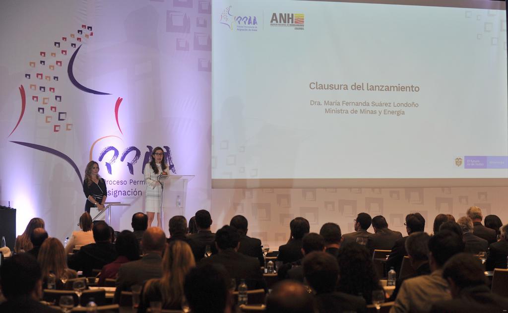 Colombia reactiva asignación de áreas hidrocarburíferas