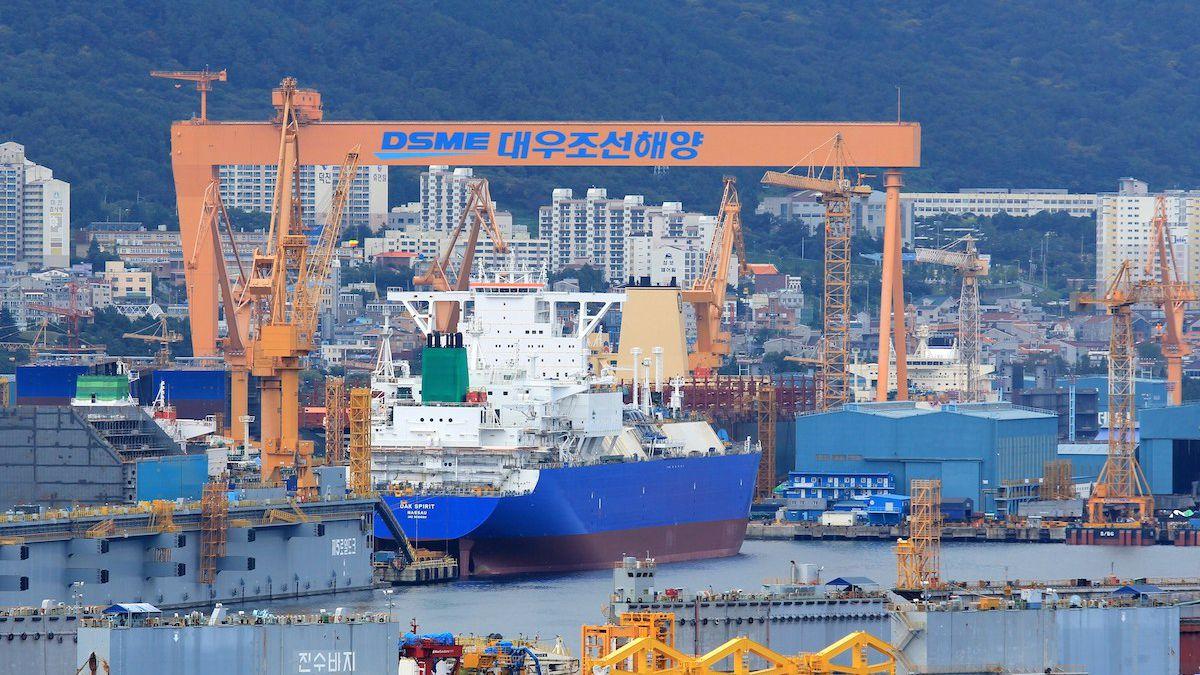 Samsung HI entrega primeros buques a GNL con tecnología propia