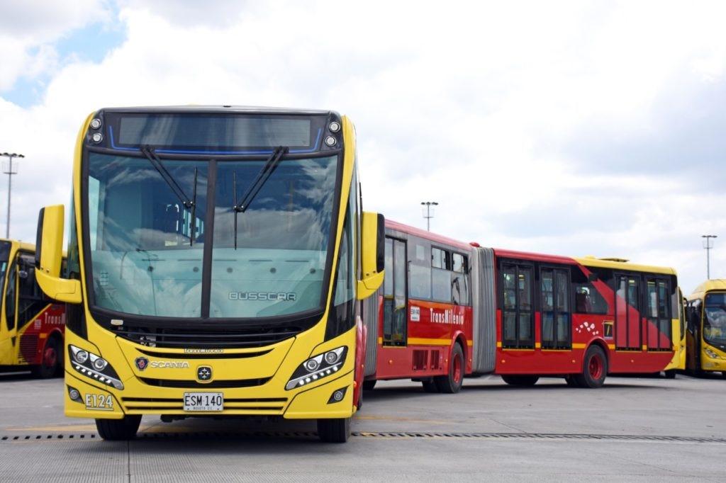 Incentivos de la ANLA al transporte público ecológico