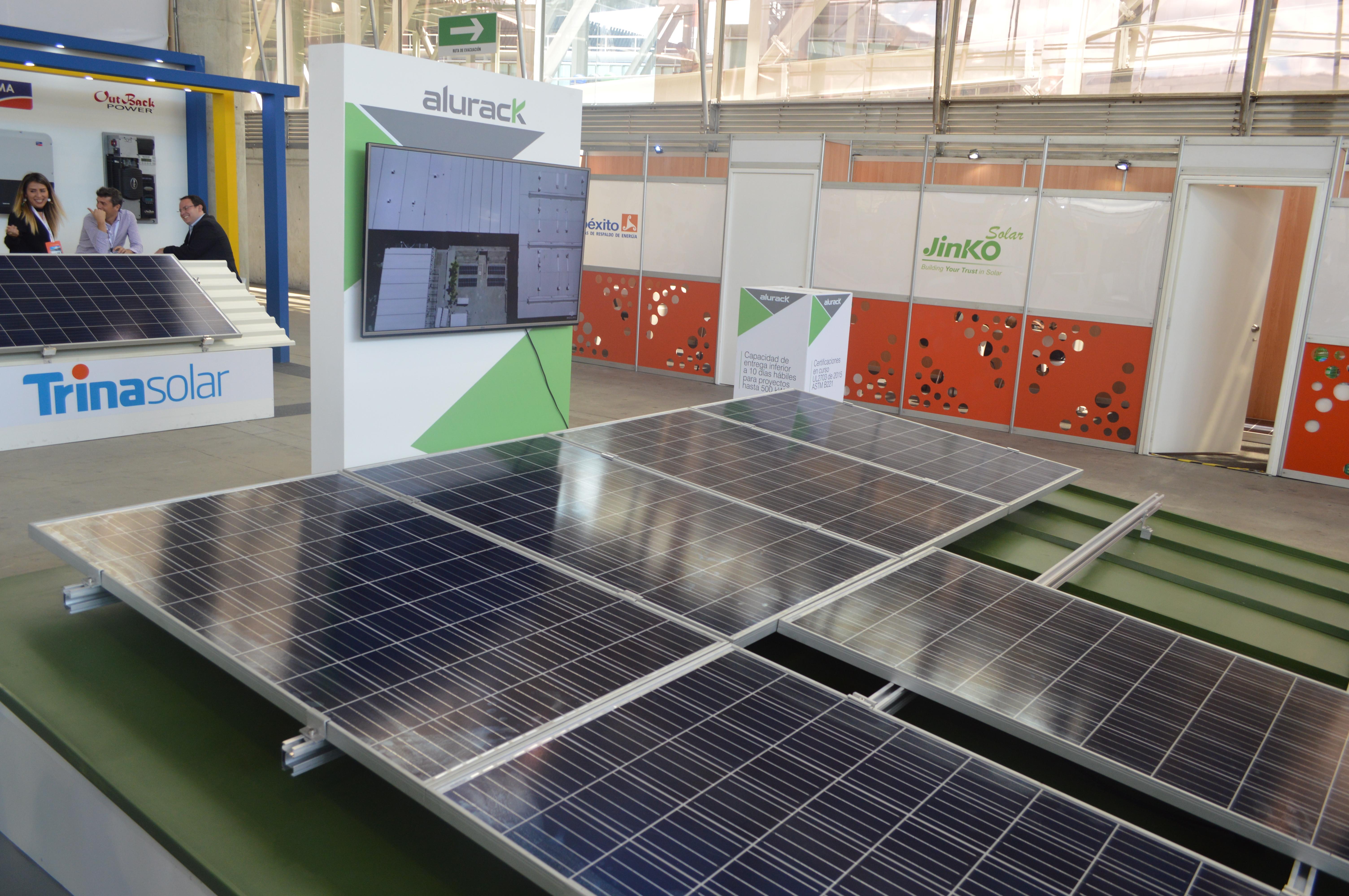 ExpoSolar Colombia 2019, una alternativa energética con muchas aplicaciones