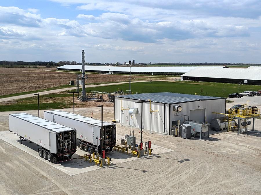 Norteamérica: Industria del biometano llegó a los 100 proyectos