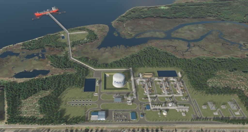 Autorizan planta para exportación de GNL en Florida