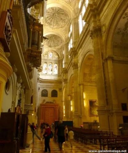 Catedral de Málaga, Nuestra Señora de la Encarnación.