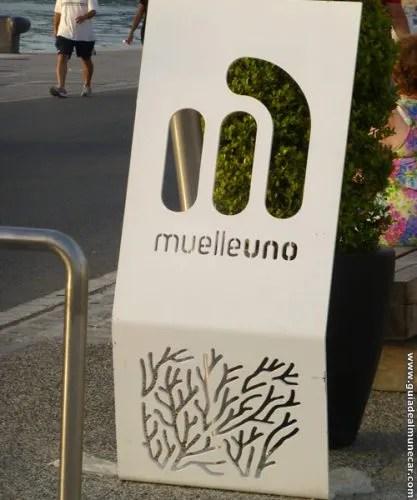 Centro Comercial Muelle Uno.