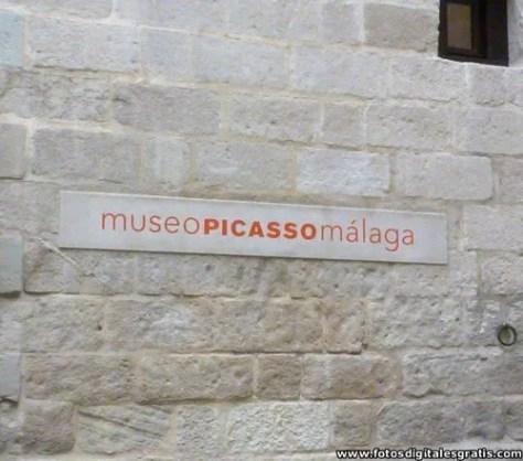Museo Picasso Málaga, obras de colección permanente.