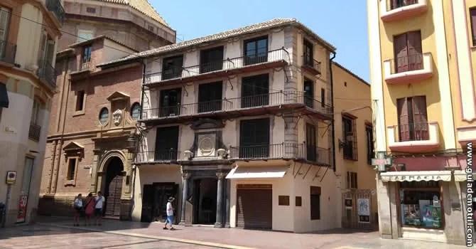 Casa del Consulado, Málaga.