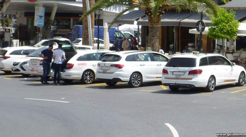 Servicios de Taxis en Motril.