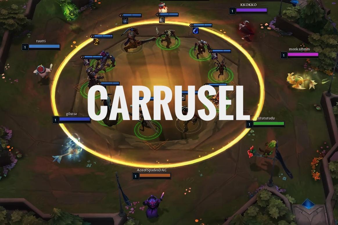 tft carrusel