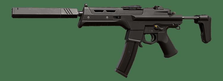 Spectre Arma Primaria Valorant