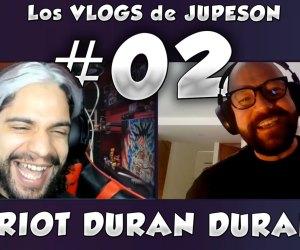 #02 Riot Duran Duran | El Mundo es de quien intenta