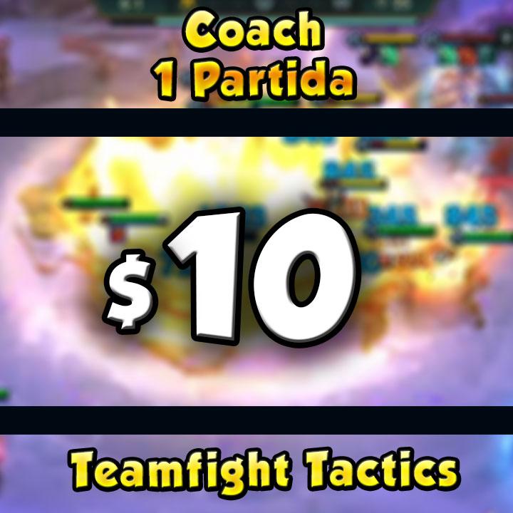 Coach Challenger TFT Guiadeparche 1 partida