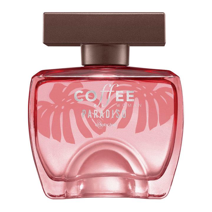 Coffee Paradiso - Perfume com infusão de café - Versão Feminina