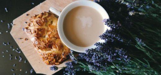 Café também pode ser floral