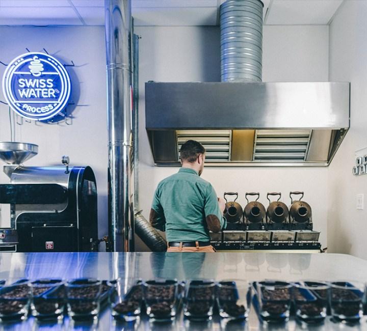 Cafeteria sem cafeína é aposta da marca Swiss Water