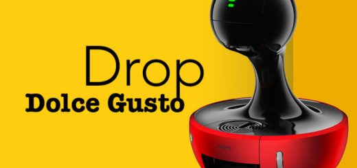 Cafeteira Dolce Gusto Drop