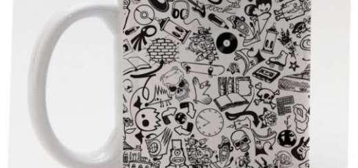 Caneca Sketch