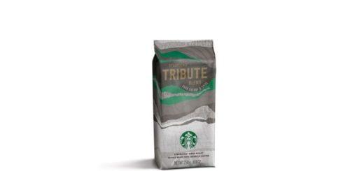 Starbucks lança Tribute blend