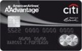 Citibank AAdvantage Black