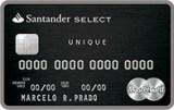 Santander Unique Mastercard Black e Visa Infinite