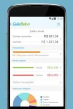 Finanças para celular: guiabolso