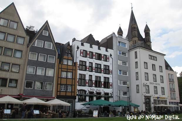Quantos dias ficar em Colônia, na Alemanha?