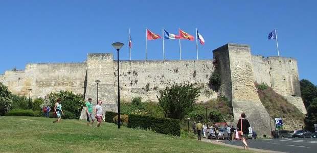 Castelo de Caen: a fortaleza de Guilherme, o Conquistador!