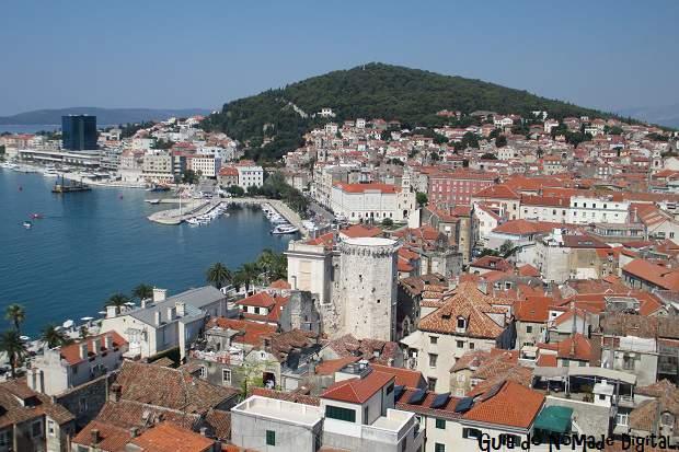 Onde ficar em Split: centro histórico (Cidade Antiga)