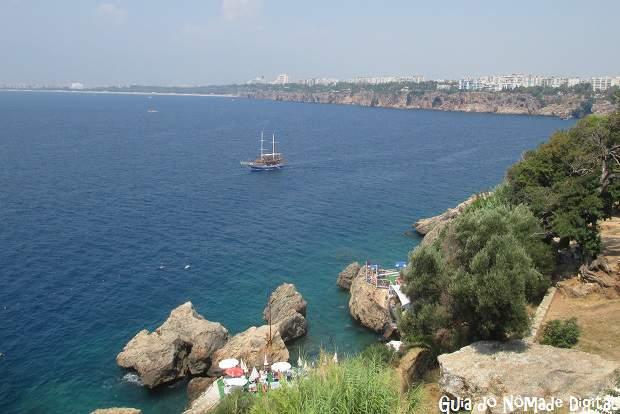Onde ficar em Antália ou Antalya, na Turquia? Melhores Hotéis!