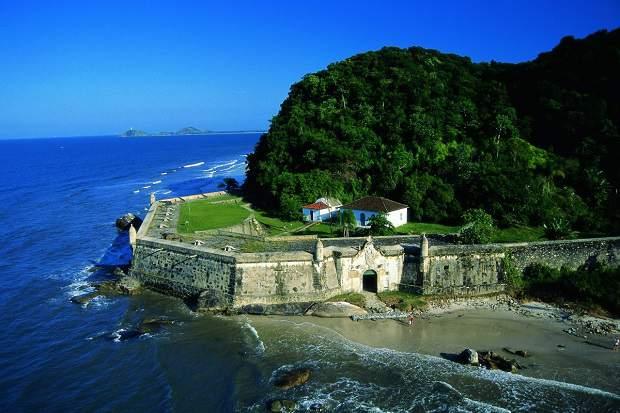 Melhores praias do Brasil: Ilha do Mel - Praia da Fortaleza - Paraná