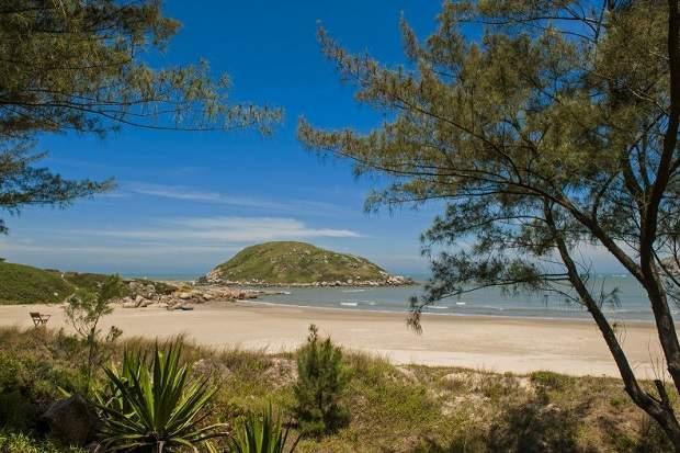 Melhores praias do Brasil: Imbituba - Praia da Vila - Santa Catarina