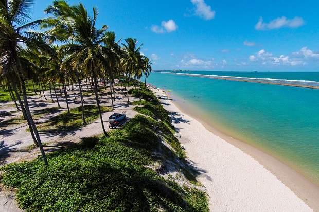 Melhores praias do Brasil: Ipojuca - Praia do Muro Alto - Pernambuco