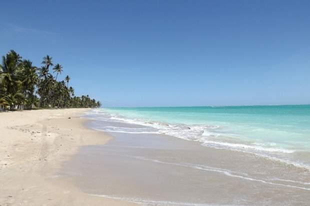 Melhores praias do Brasil: Maragogi - Praia de Barra Grande - Alagoas