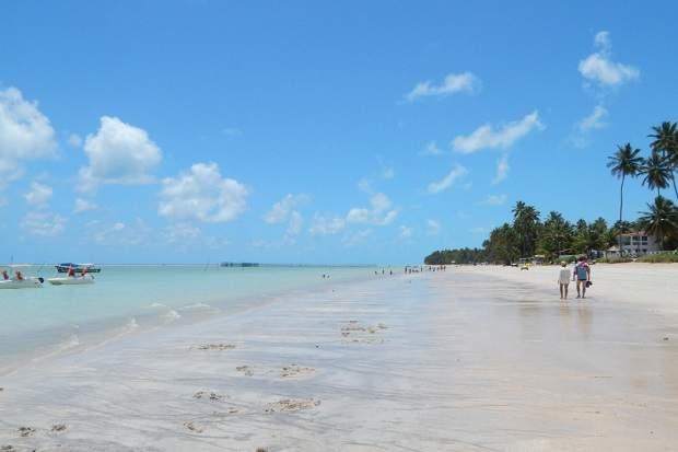 Melhores praias do Brasil: Maragogi - Praia Ponta de Mangue - Alagoas