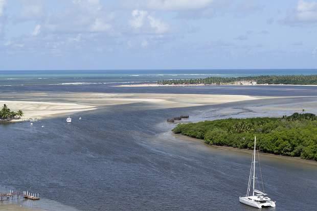 Melhores praias do Brasil: Barra de São Miguel - Praia da Barra de São Miguel - Alagoas