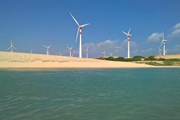 Melhores praias do Brasil: Trairi - Praia de Mundaú - Ceará