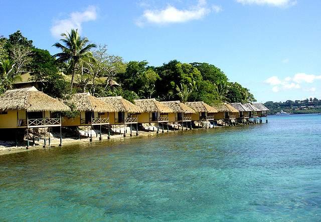 Países que não precisam de visto para brasileiros: Vanuatu