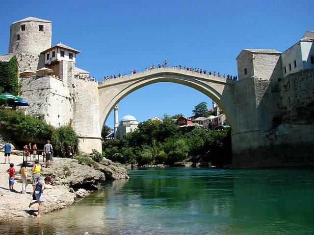 Países que não precisam de visto para brasileiros: Bósnia e Herzegovina