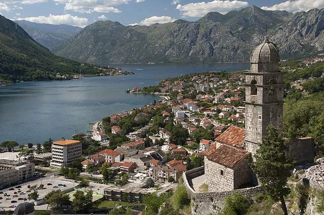 Países que não precisam de visto para brasileiros: Montenegro