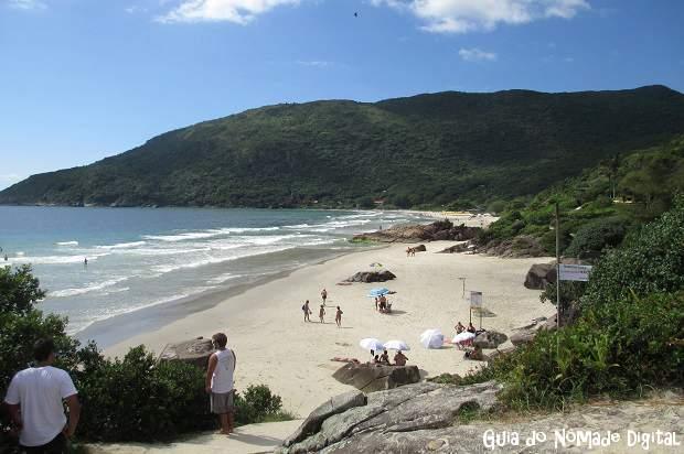melhores praias de santa catarinaflorianopolis-matadeiro