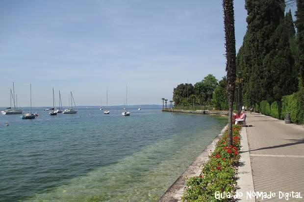 Lago di Garda, Itália!