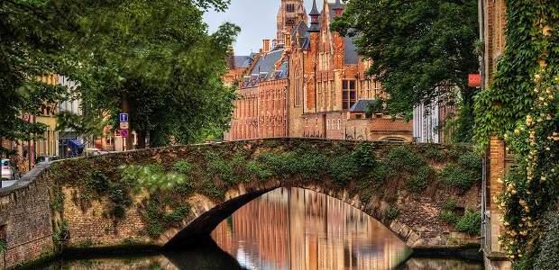 Onde ficar em Bruges, na Bélgica? Melhores Hotéis!