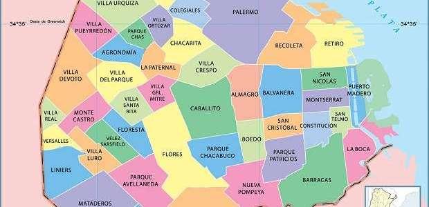 Onde ficar em Buenos Aires? Bairros Buenos Aires e melhor lugar para se hospedar