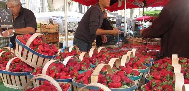 Mercados de rua em Aix-en-Provence: os melhores da Provença!