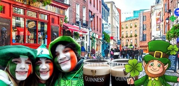 Dublin: Papo Viagem Podcast 046