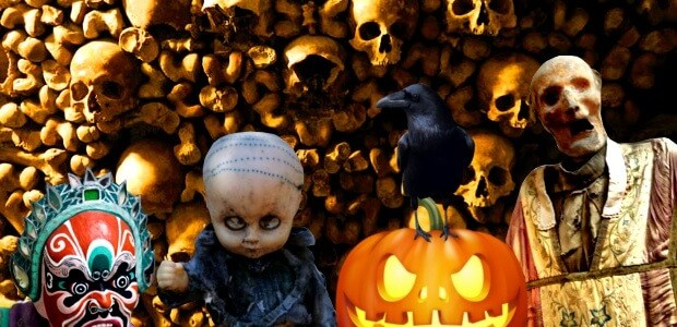 Lugares Assustadores dignos de Halloween: Papo Viagem Podcast 048