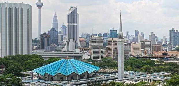 Mesquita Nacional de Kuala Lumpur