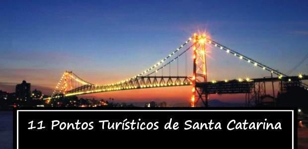 Pontos Turísticos de Santa Catarina: 11 Lugares para conhecer!