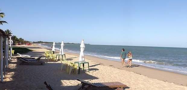 Praia de Taperapuã: badalação em Porto Seguro!